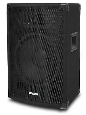 "McGrey DJ PA Disco Lautsprecher Monitor Speaker Box 10"" (25cm) Subwoofer 400W"