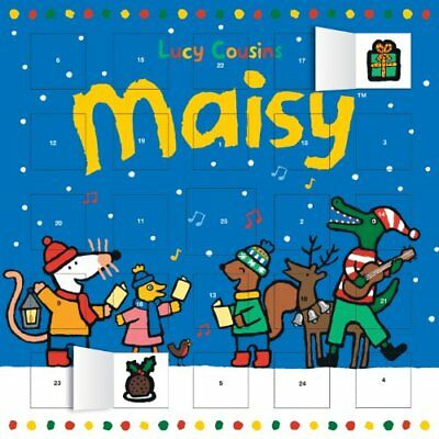 Maisy advent calendar (with stickers) (Flame Tree Publishing), Publishing-.