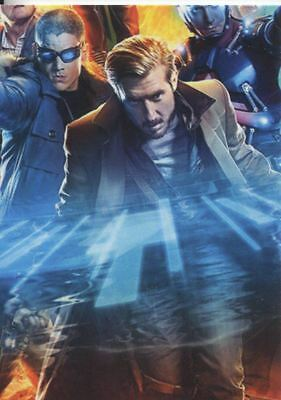 DC Legends Of Tomorrow Puzzle Chase Card Z5