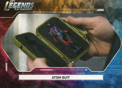DC Legends Of Tomorrow Objects Chase Card L7 Atom Suit