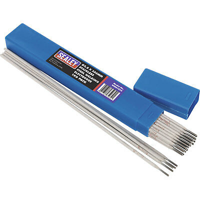 Sealey E316 Arc Welding Electrodes for Stainless Steel 2.5mm 1kg