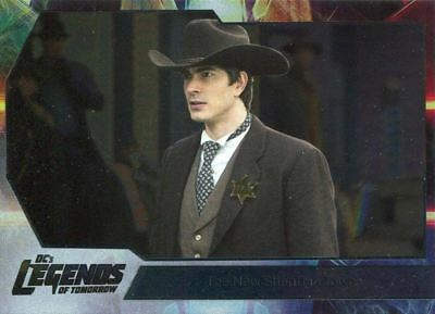DC Legends Of Tomorrow Foil Base Card #23 The New Sheriff in Town