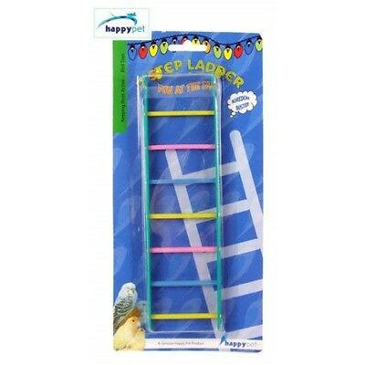 7 Step Ladder Bird Toy