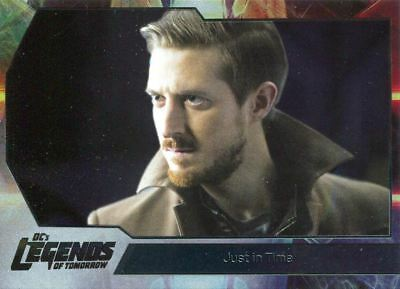 DC Legends Of Tomorrow Foil Base Card #29 Just in Time