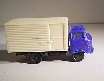 "03 027 s.e.s ""IFA W 50 Kühlkoffer"",1:120 TT,ohne Verpackung"