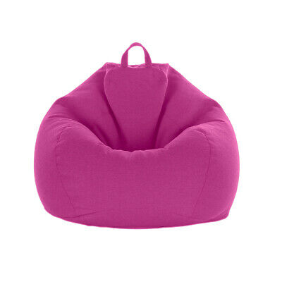 Unfilled Bean Bag Chair Cover - Furniture Bags Large Lounger Sofa Slipcover PICK