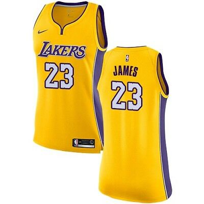 buy popular 018bb 34ca0 LEBRON JAMES LOS Angeles Lakers Stitched Jersey pre order ...