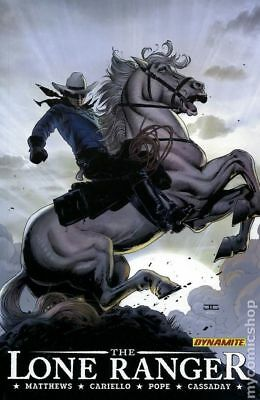 Lone Ranger TPB (Dynamite) 2-1ST 2008 VG Stock Image Low Grade