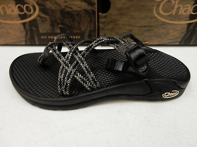 7fd4f0272058 CHACO WOMENS SANDALS Zong X Ecotread Fizz Black Size 7 -  85.00 ...