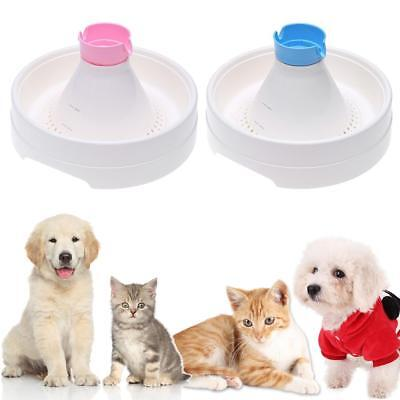 Automatic 1.6L Cat Dog Drinking Fountain Pet Water Dispenser Feeder Bottle