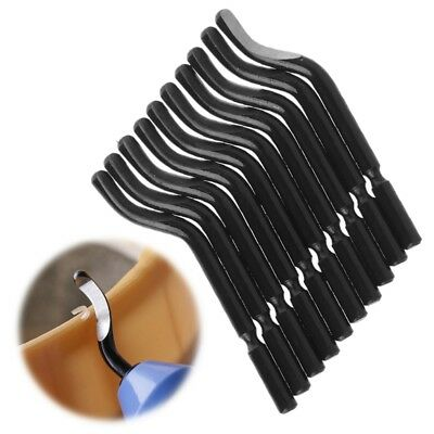 For RB1000 Burr Handle With 30pc BK3010 BS1018 BS1010 Blades Hand Deburring Tool