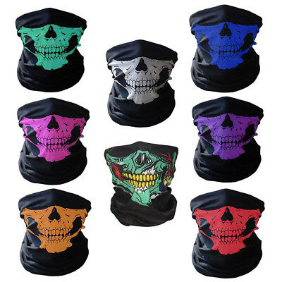 Motorcycle Scarf Anti-dust Windproof Face Mask Neck Bandana Cycling Ski Headband