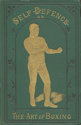 Donnelly: Self-Defence or The Art of Boxing. Boxen 1897 Schmeling