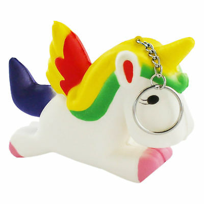 Unicorn Squeez-em's Scented Super Squishy Key Ring - Age 3+