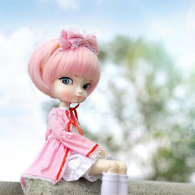 35cm Flexible BJD Girl Doll Full Set Gift Box Childrens Adults Collection #D