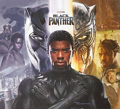 Marvel's Black Panther: the Art of the Movie (2018, Hardcover)