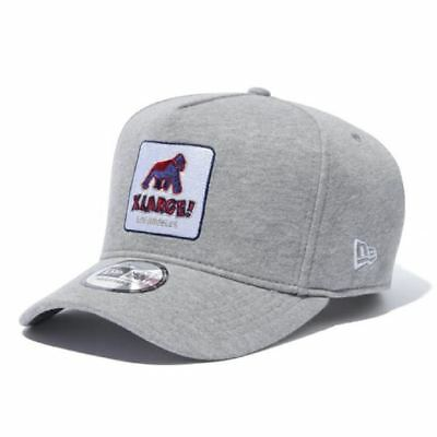 Pre-owned XLARGE NEW ERA WALKING APE PATCHED SNAPBACK CAP Gray Justin Bieber dd49df9e424
