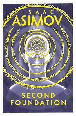 Second Foundation by Asimov, Isaac Paperback Book 9780008117511 NEW