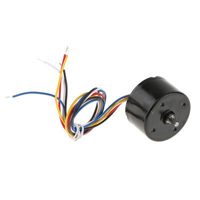 High Speed Large Torque Brushless DC Motor PWM Speed Controller 24V 6000RPM
