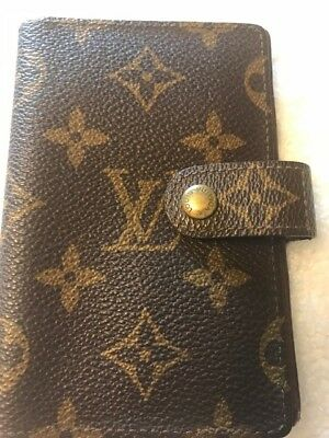 Louis Vuitton Paris Credit Card or Business Case Mint Condition.  Made in USA