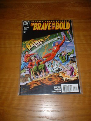 Flash & Green Lantern ; The Brave And The Bold 3 (Of 6). Nm Cond. Nov 1999.