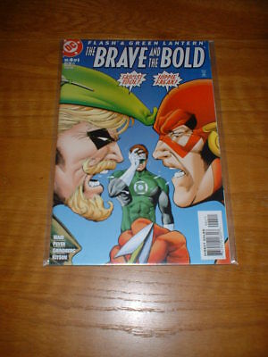 Flash & Green Lantern ; The Brave And The Bold 4 (Of 6). Nm Cond. Jan 2000.