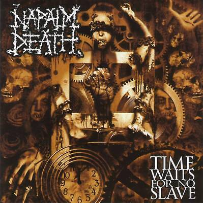 NAPALM DEATH - TIME WAITS FOR NO SLAVE (2009) CD Jewel Case by Fono Music+GIFT