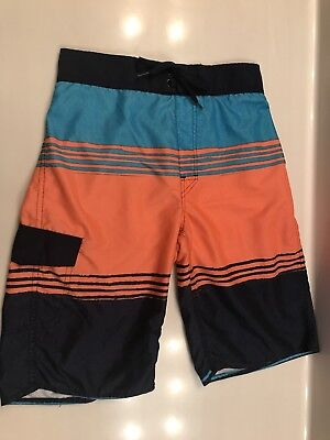 15931bf738 BOY'S ARIZONA BOARD Shorts Swim Trunks Size L 14/16 Multi-Colored ...