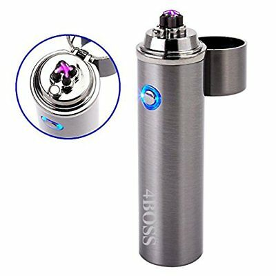 Electric Plasma Butane Free Windproof Cigar Rechargeable lighter Revolutionary