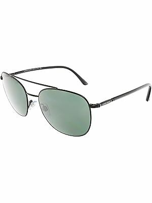 e9144a8ab48d GIORGIO ARMANI MEN S AR6042-300171-54 Black Square Sunglasses ...