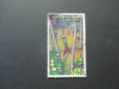 1995  Christmas  Island  Golf  Issue  - Used  --A1  Order