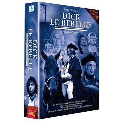 DVD - Dick le rebelle - Intégrale saisons 1 et 2 - RV Films - Richard O'Sullivan