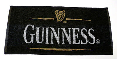 Guinness Stout Cotton Bar Towel New Never Used Free Shipping