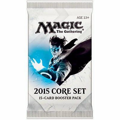 MAGIC THE GATHERING Magic 2015 M15 Booster Pack Retro Rare Pack (Aus)