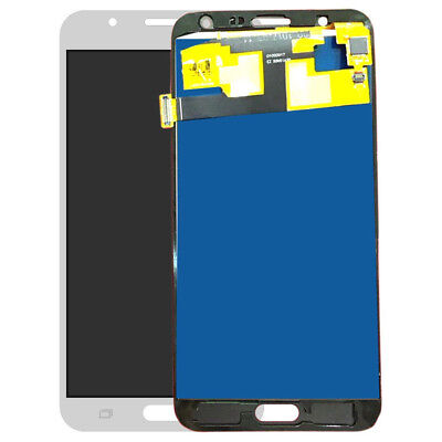 Silver For Samsung Galaxy J7 Neo J701F J701M J701 LCD Touch Screen Digitizer US