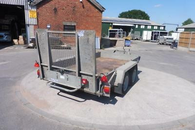 Used Ifor Williams GH1054-Twin Axle- LED Lights - 3500kg - 2014