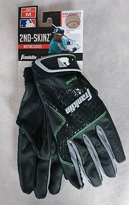 Franklin Batting Glove 2ND SKINZ - ADULT - Gr. M - Baseball-Handschuh