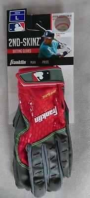 Franklin Batting Glove 2ND SKINZ - YOUTH - Gr. L - Baseball-Handschuh