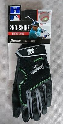 Franklin Batting Glove 2ND SKINZ - YOUTH - Gr. S - Baseball-Handschuh