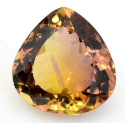 8.70 Ct Natural Yellow & Purple Untreated Ametrine AGSL Certified AAA+  Gem