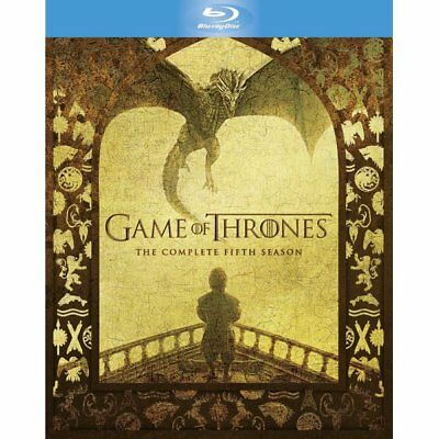 Blu-ray - Game Of Thrones: The Complete Fifth Season