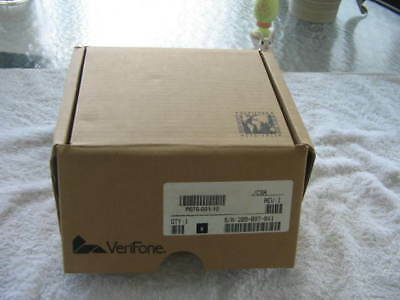 VeriFone CR 600 Check Reader in original box