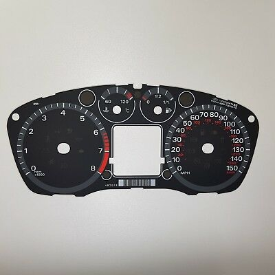 Ford Focus MK2 Petrol Instrument Cluster Speedometer Dial Face