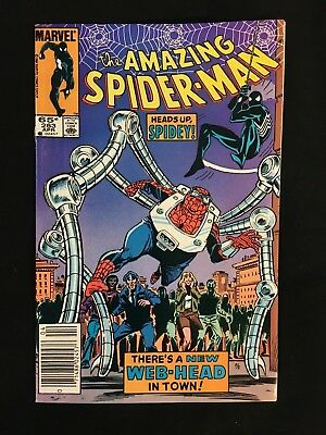 Amazing Spider-Man #263 - 1st Normie Osborn the Spider-Kid - & FREE SHIPPING!