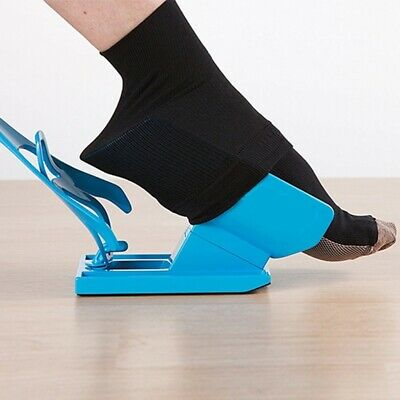 Sock Aid Slider Easy On/Off Mobility Disability Kit Pain Free No Bending