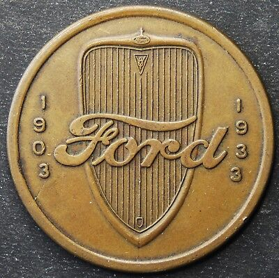 Ford V-8 Metal, 1903 to 1933, Thirty Years of Progress, Free Shipping
