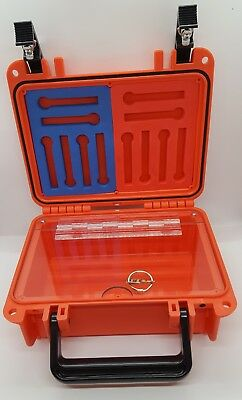 Seahorse SE-120 Watertight Airtight Equipment Case With Locks For Medication