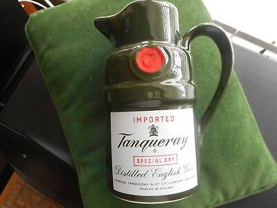 "Vintage Tanqueray Special Dry  ""gin Jug""  Somerset Importers, Ltd"