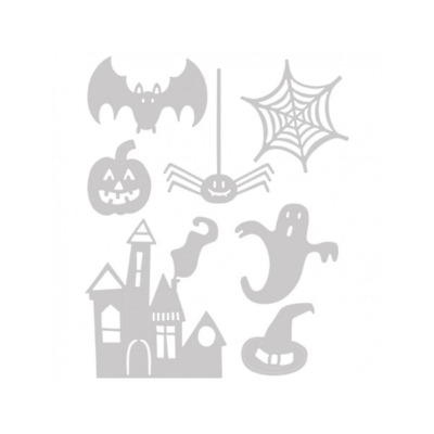 Sizzix thinlits Spooky Halloween Set by My life handmade EN-661325