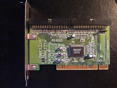 IDE / ATA Controller Promise PCI MS-6916 (M6915) / 2 Channel